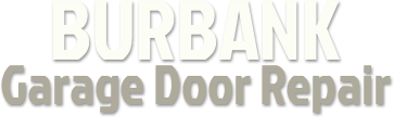 Garage Door Repair at Burbank, IL